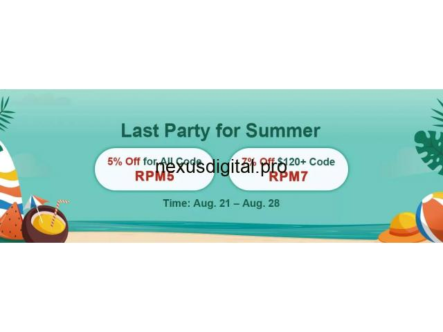 Time to Get 7% Discount for Runescape 2007 Gold in RSorder Last Summer Party