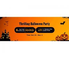 How to Gain 6% Off RuneScape Gold in RSorder Thrilling Halloween Party Easily